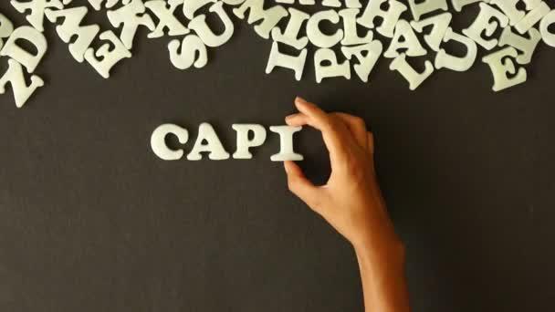 Human capital (In Spanish)