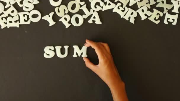 Člověk pravopisu letní prodej