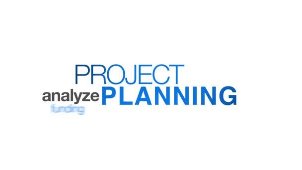 plánování projektu