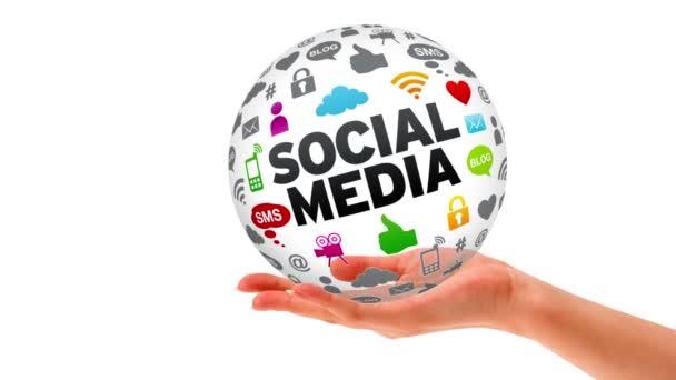 sociální mediální sféra