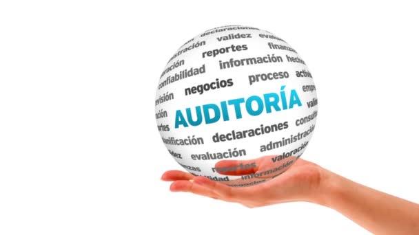 Audit word sphere (In Spanish)