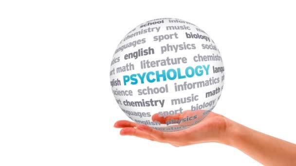 Psychology Word Sphere