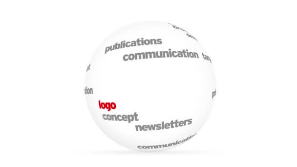 Marketing Word Sphere