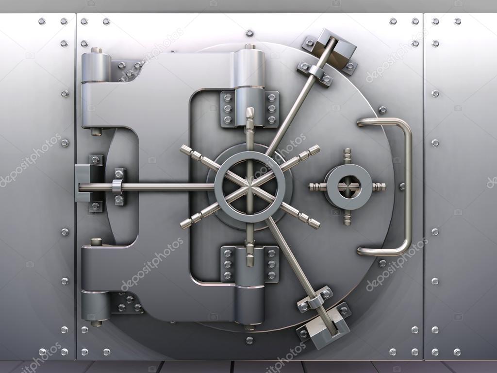 Royalty Free vault door images