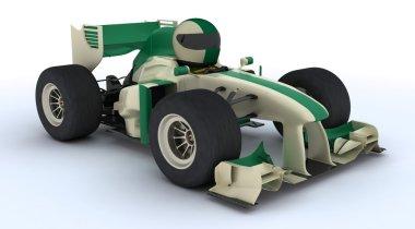 tortoise with racing car