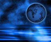 abstraktní planeta
