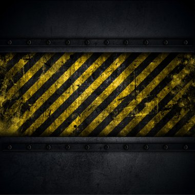 Grunge industrial background