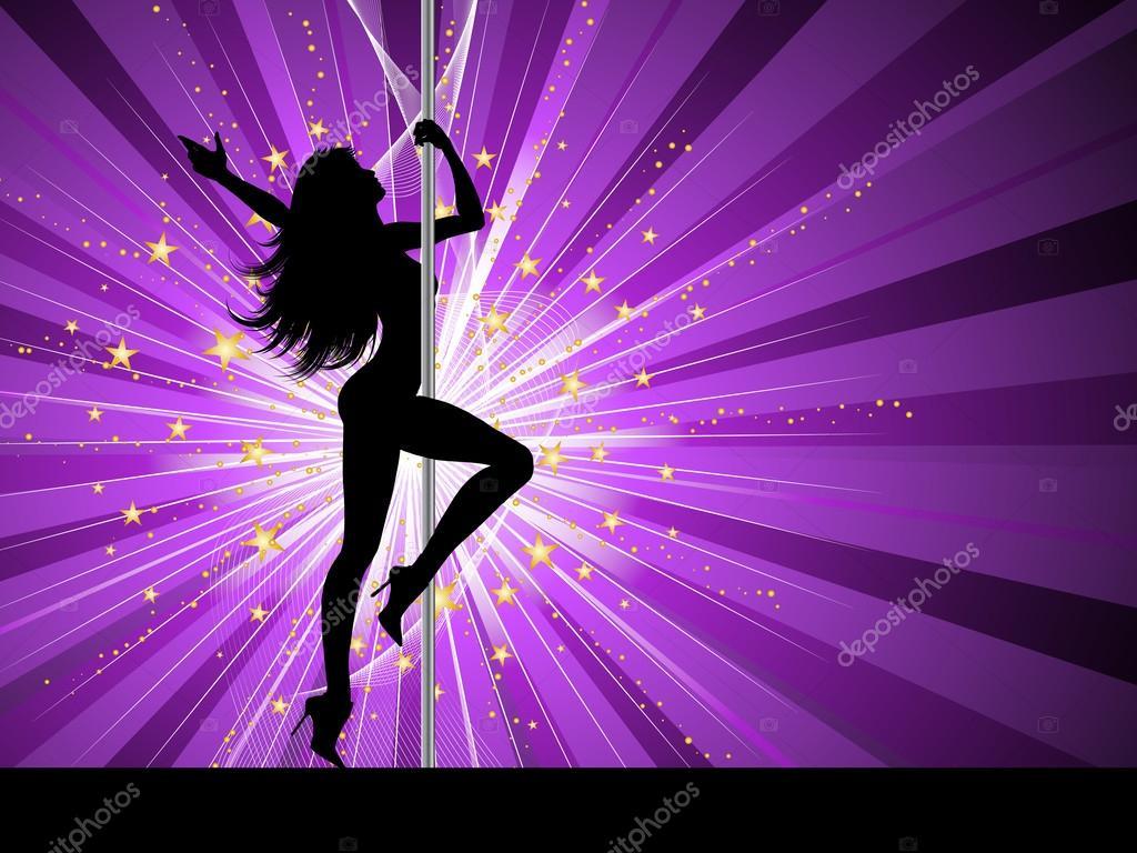 Сексуальные танцы вектор