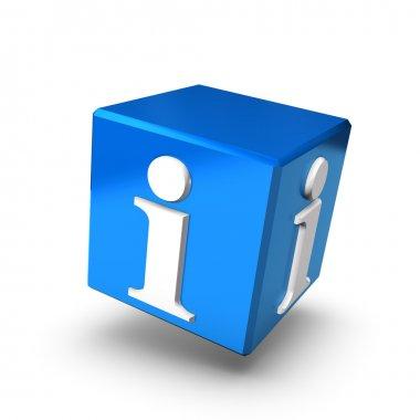 Blue Info Box Forward