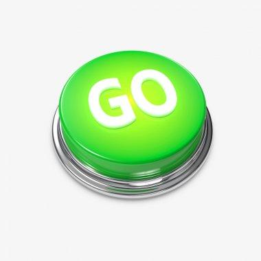 Alert Button Go glowing