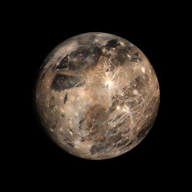Jupitermoon Ganymede