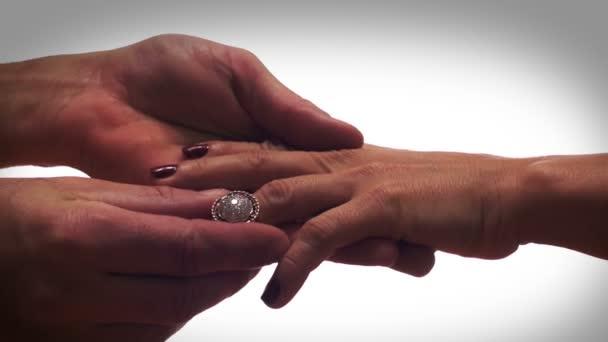 Dreamy Diamond Ring Proposal