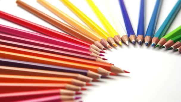 Pencil Crayon Heart Dolly