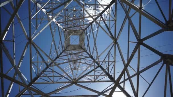 pánev elektrická věž kolem pod