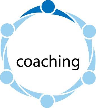 Coaching Concept Illustration