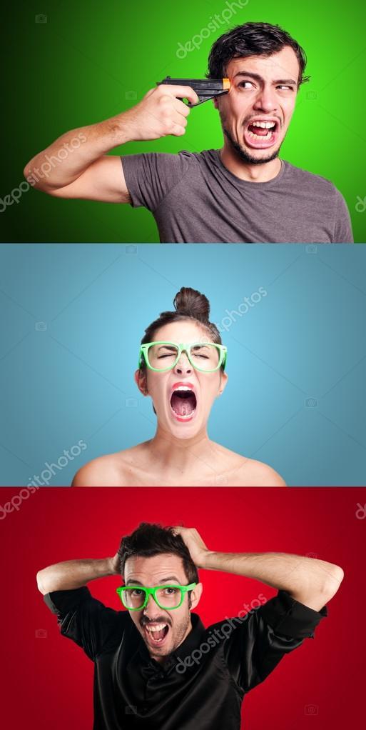 Два парня и женщина рыжая — img 14