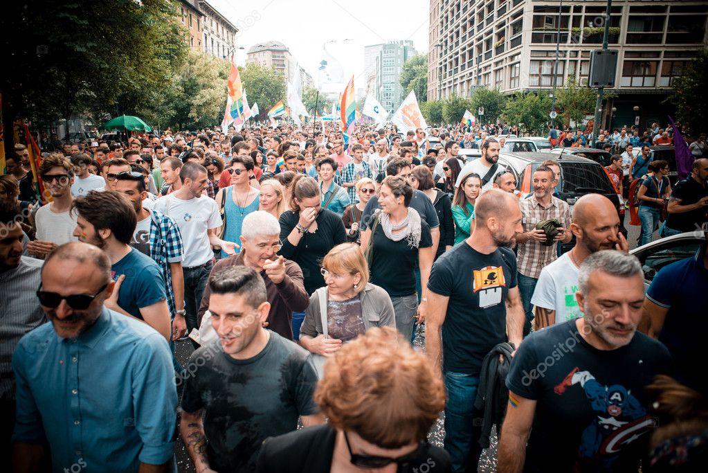 Homosexuell Mailand