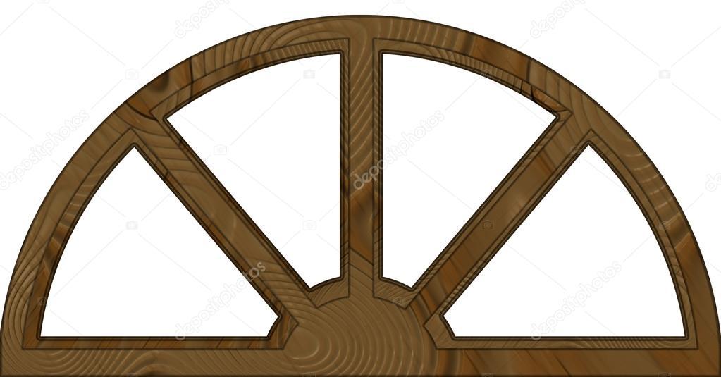 Double isol en couches de ch ssis de fen tre en bois for Chassis fenetre bois