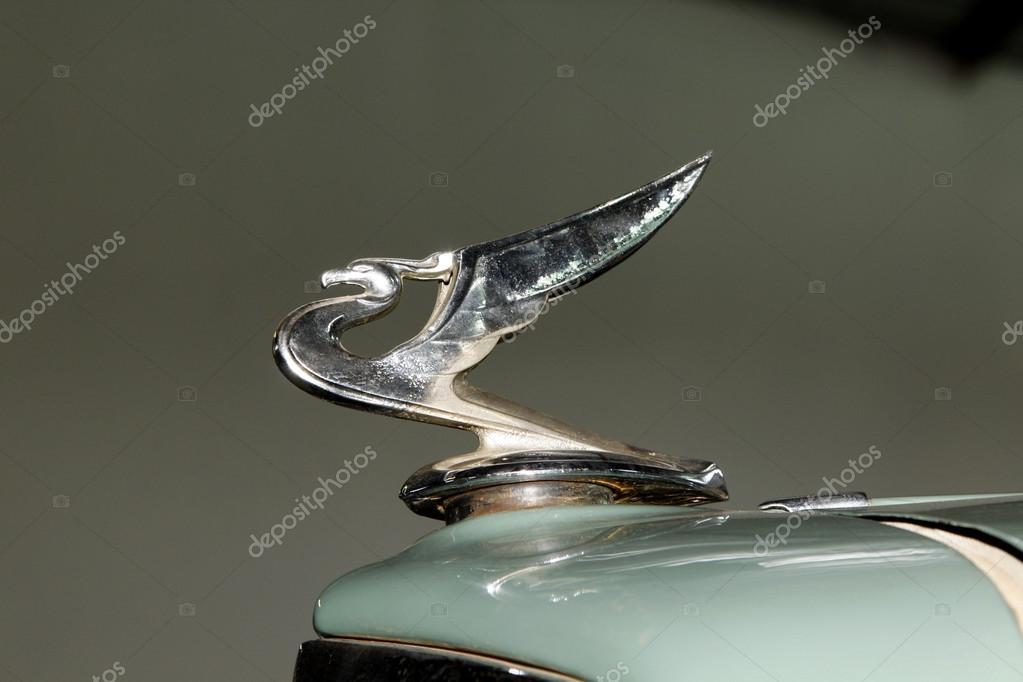 Vintage Car Chevrolet 1935 Hood Ornament