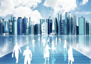 doing business in virtual world