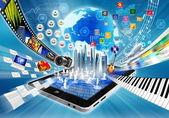 Multimédia és Internet megosztás fogalma