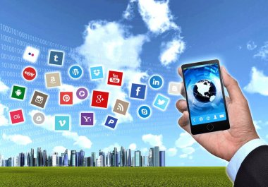 Editorial smart phone