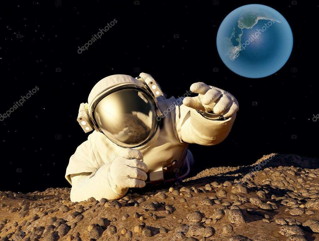 astronaut chilling in space - HD 1600×1209