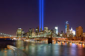 Fotografia centro città di new york