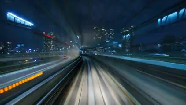 monorail v Tokiu