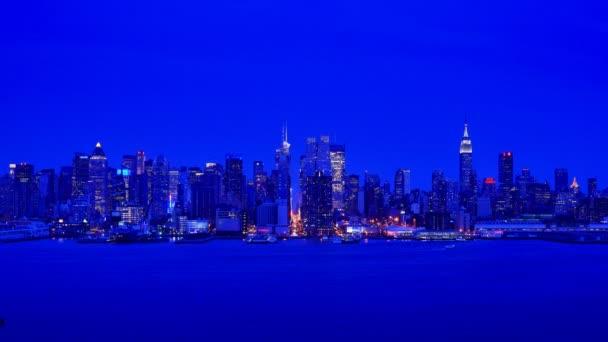 New York City-Zeitraffer