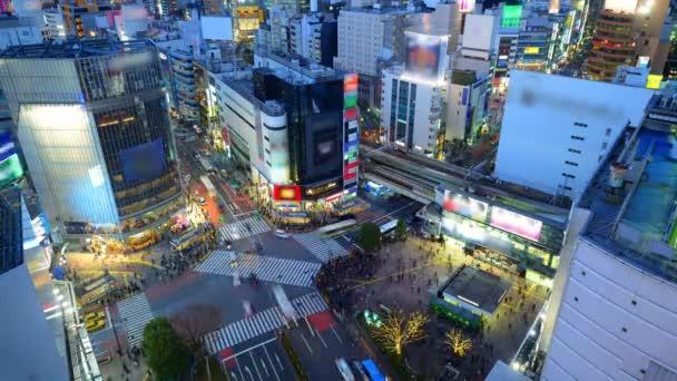 Tokyo, Japan Intersection