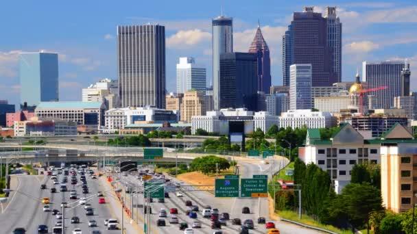 Centru města Atlanta, Georgia