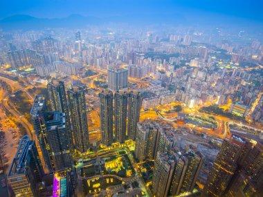 Hong Kong, China at Kowloon