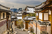 Photo Historic Neighborhood of Seoul