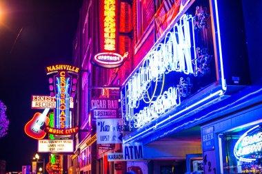 Lower Broadway Nashville