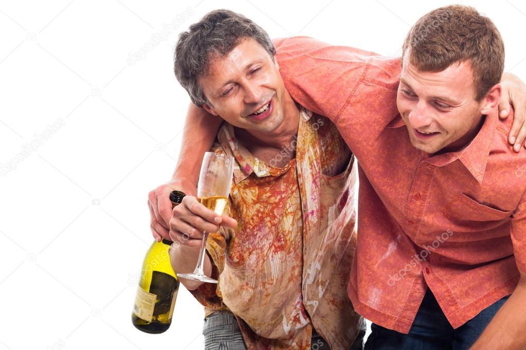 фото пьяную вдвоем