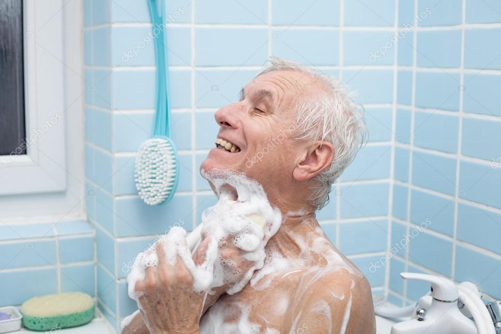 мужчина как мыть свой член видео