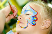 Fotografie Face Painting