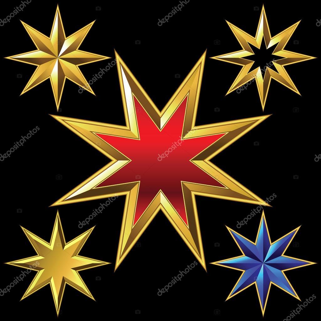 Восьмиконечная Звезда