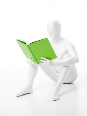 Unknown white person green book