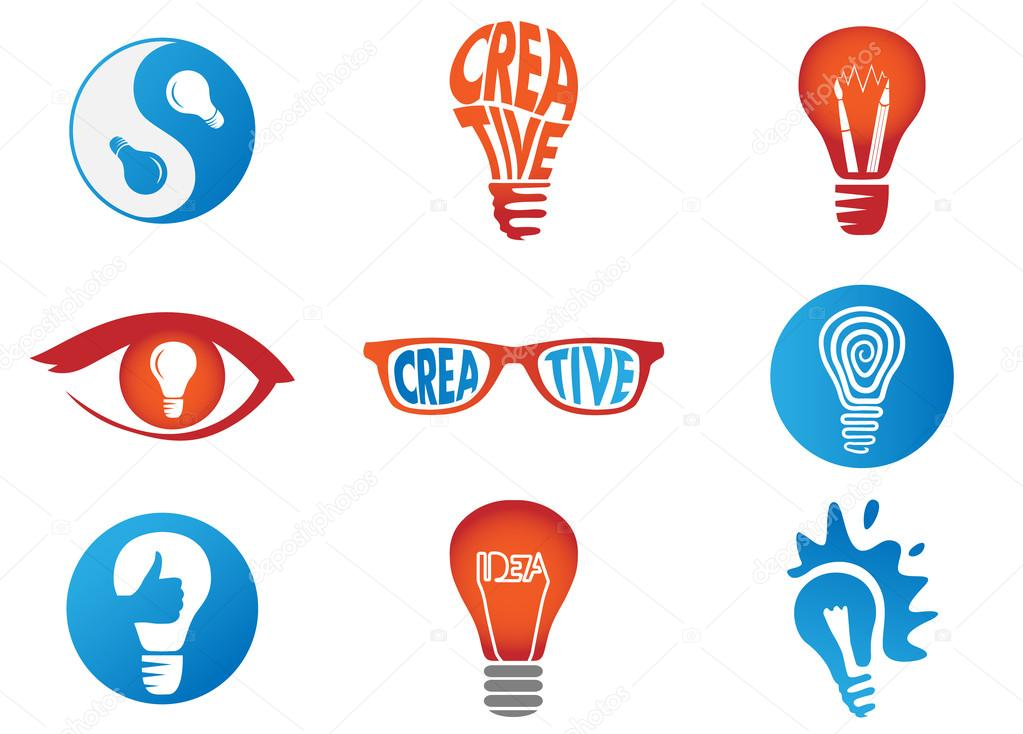 Creative idea bulb lamp