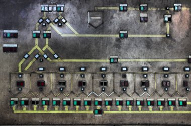 Factory switchboard