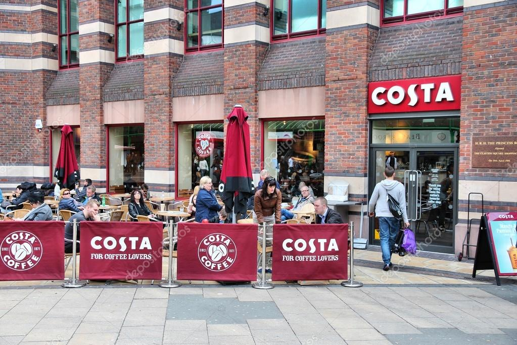 Costa Coffee Stock Editorial Photo Tupungato 30169369