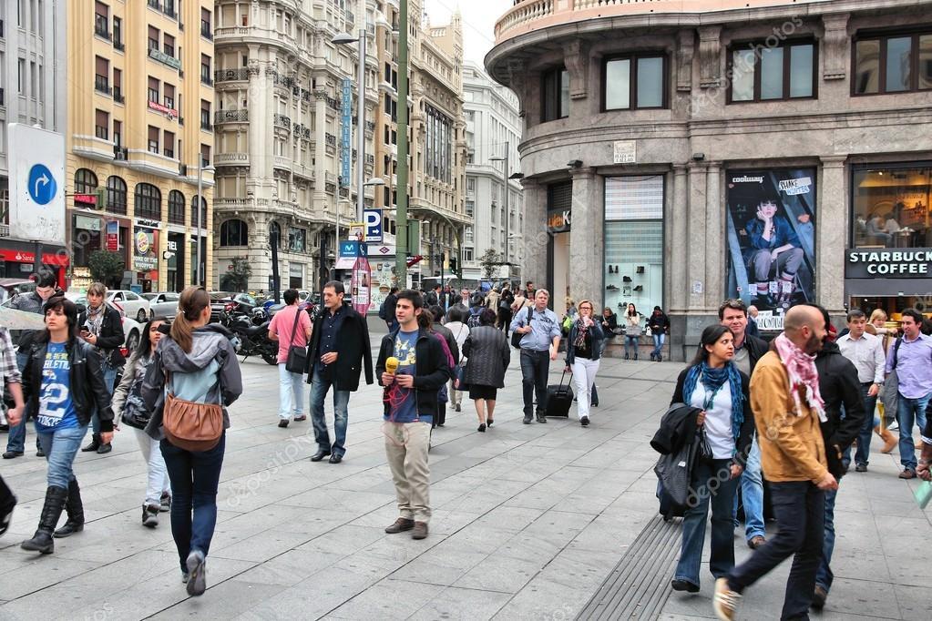 4863e70abe5 Madrid shopping – Stock Editorial Photo © tupungato  30271685