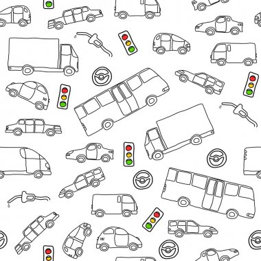 Vehicles background