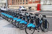 Londýnské jízdní kola
