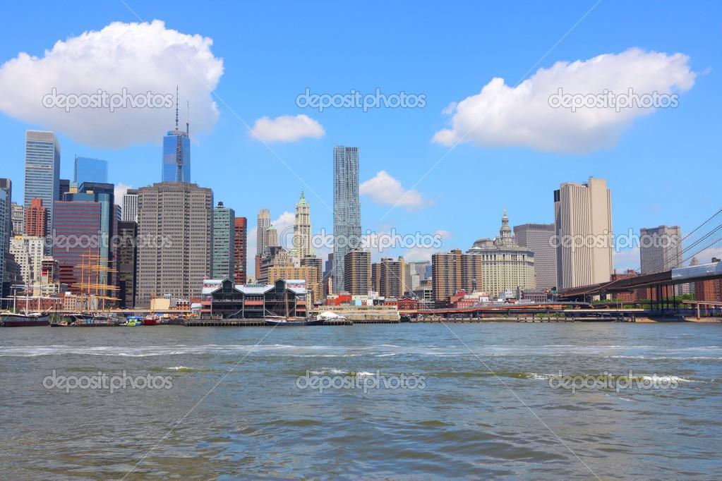 New york — Foto Stock © tupungato #40380329