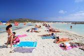 Kypr pláž