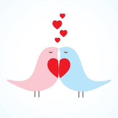 Valentine's background.