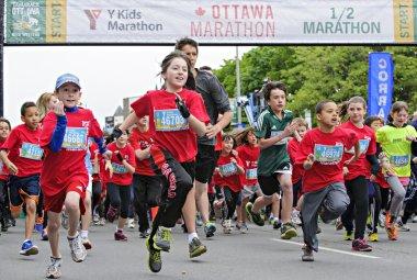 2013 Ottawa Y Marathon